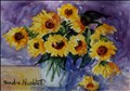 Sunflowers - Signed