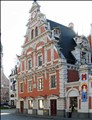 House of Blackheads, Riga Latvia