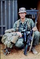 Vietnam, _The Photographer SP5 Rick Parker, 69th Signal Bn, HHq Company, Photo Platoon, was attached to the 101st Airborne Division for four months in 1966 and freelance over all of South Vietnam the rest of my 12 month tour.