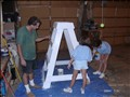 2004 LifeGuard Chair LifeGuard Chair Woodworking project