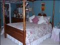 2003 Queen Size Cherry Bed